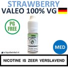 Valeo E-liquid VG Strawberry Medium