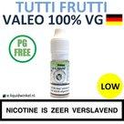 Valeo E-liquid VG Tutti Frutti Low
