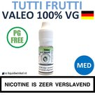 Valeo E-liquid VG Tutti Frutti Medium