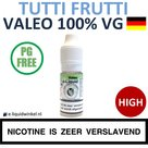 Valeo E-liquid VG Tutti Frutti High