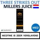 Millers Juice Three Strikes Out Medium