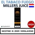 Millers Juice El Tabaco Fuego High