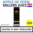 Millers Juice Apple Of Eden Low