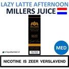 Millers Juice Gold - Lazy Latte Afternoon Medium