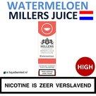 Millers Juice e-liquid Watermeloen High