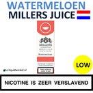 Millers Juice e-liquid Watermeloen Low