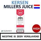 Millers Juice e-liquid Kersen High