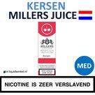 Millers Juice e-liquid Kersen Medium