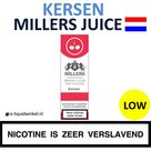 Millers Juice e-liquid Kersen Low