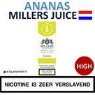 Millers Juice e-liquid Ananas High