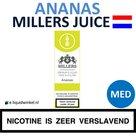 Millers Juice e-liquid Ananas Medium