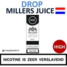 Millers Juice e-liquid Drop High