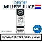 Millers Juice e-liquid Drop Medium