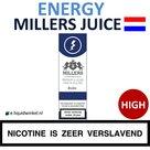 Millers Juice e-liquid Energy High