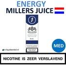 Millers Juice e-liquid Energy Medium