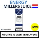 Millers Juice e-liquid Energy Low