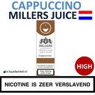 Millers Juice e-liquid Cappuccino High
