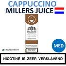 Millers Juice e-liquid Cappuccino Medium