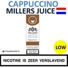 Millers Juice e-liquid Cappuccino Low