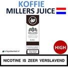 Millers Juice e-liquid Koffie High