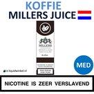 Millers Juice e-liquid Koffie Medium