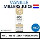 Millers Juice e-liquid Vanille Medium