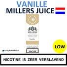 Millers Juice e-liquid Vanille Low