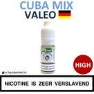Valeo E-liquid Cuba Mix High