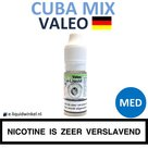 Valeo E-liquid Cuba Mix Medium