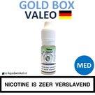 Valeo E-liquid Gold Box Medium