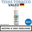 Valeo E-liquid Texas Tobacco Medium