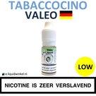 Valeo E-liquid Tabaccocino Low