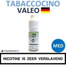 Valeo E-liquid Tabaccocino Medium