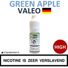 Valeo e-liquid Green Apple High