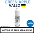 Valeo e-liquid Green Apple Medium