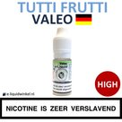 Valeo E-liquid Tutti Frutti High