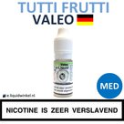 Valeo E-liquid Tutti Frutti Medium