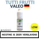 Valeo E-liquid Tutti Frutti Low