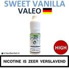 Valeo E-liquid Sweet Vanilla High