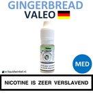 Valeo e-liquid Gingerbread Medium