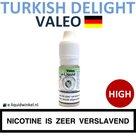 Valeo e-liquid Turkish Delight High