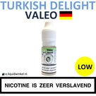 Valeo e-liquid Turkish Delight Low