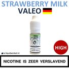 Valeo e-liquid Strawberry Milk High