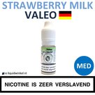 Valeo e-liquid Strawberry Milk Medium