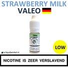 Valeo e-liquid Strawberry Milk Low