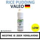 Valeo e-liquid Rice Pudding Apple Cinnamon Low