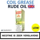 Rude Oil Coil Grease Low