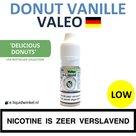Delicious Donut | Nootachtige vanille donut met fruitlaagje (low). Gebaseerd op Calipitter Chow (Mom and Pop)