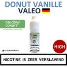 Delicious Donut | Nootachtige vanille donut met fruitlaagje (high). Gebaseerd op Calipitter Chow (Mom and Pop)