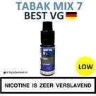 Best VG Tabak Mix 7 e-liquid low